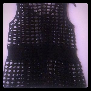 Mesh( thick material) tank)